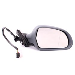 Audi A4 Right Hand Side Electric Door Mirror Lamp HT 2008-2011