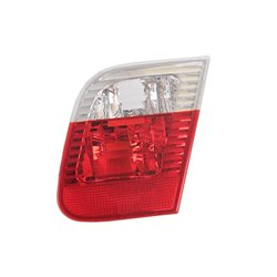 BMW E46 330i Right Hand Side White Red Boot Light 2001-2004