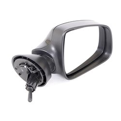 Nissan NP200 Right Hand Side Manual Door Mirror And Lever Base 2008-