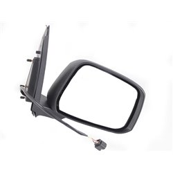 Nissan Navara 2.5 Dci Right Hand Side Electric Door Mirror And Lamp CP 2010-2016
