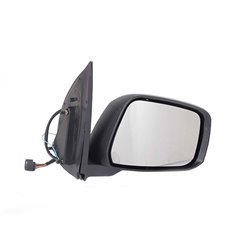 Nissan Navara Right Hand Side Electric Door Mirror With AF And Down Indicator Lamp Light 2010-