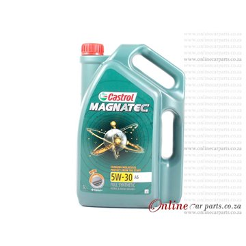 Castrol Magnatec 5W-30 5L Fully Synthetic Technology Petrol and Diesel Engine Oil