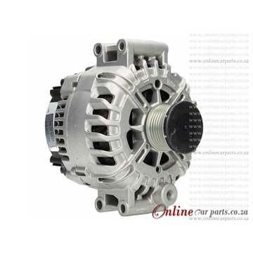 BMW E85 Z4 3.0i 06-08 N52B30 170A 12V 6 Groove 1 PIN Alternator OE TG17C015 12317521178 12317525376