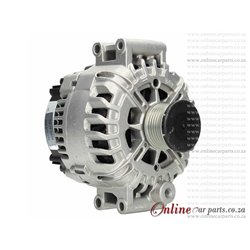 BMW E83 X3 3.0i 07-10 N52B30 170A 12V 6 Groove 1 PIN Alternator OE TG17C015 12317521178 12317525376