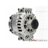 BMW E83 X3 2.5i 07-10 N52B25 170A 12V 6 Groove 1 PIN Alternator OE TG17C015 12317521178 12317525376