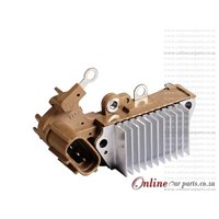 Toyota N-Denso 12V 3Pin Oval Alternator Regulator