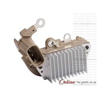 Toyota Face Lift N-Denso 12V 3Pin Oval Alternator Regulator