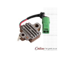 Isuzu KB250 Square Plug 12V Alternator Regulator