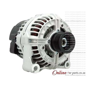 BMW E46 320i 99-00 M52B20 120A 12V 6 Groove IR/IF Alternator OE A14VI22 12311432980 SG12B029