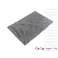 Black Rubber Mat