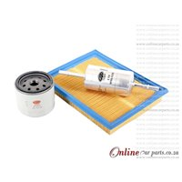 Ford Figo I 1.4i 62KW Duratec 10-15 Filter Kit Service Kit