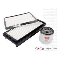 Kia Picanto 1.1 G4HG 12V 04-11 Filter Kit Service Kit