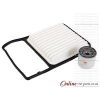 Toyota Avanza 1.5 3SZ-VE 16V 2006- Filter Kit Service Kit