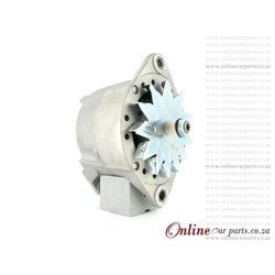 Volvo Truck FH12 D12A FH16 D16A 80A 24V N1 IR/IF Double Mounting Feet Alternator OE 0120468093