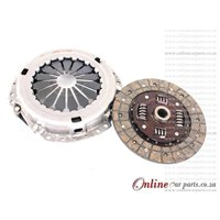Toyota Auris 160i 2010- 1ZR-FAE 97KW uses CSC & 6 Speed 90KW Chassis NMT & SB1 Clutch Kit