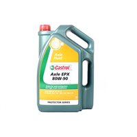 Castrol AXLE EPX 80W-90 5L Axle Fluid Superior Axle Protection for High Load Conditions