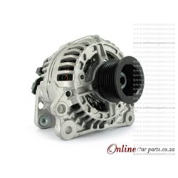 VW Golf IV 2.0 99-04 APK 90A 12V 6 Groove KCB1 2 PIN Alternator OE 028903028D 0124325003