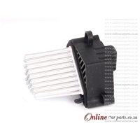 BMW 3 Series 5 Series E36 E39 E46 E53 E83 X3 X5 Heater Blower Fan Motor Resistor OE 64116923204