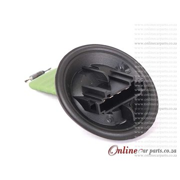 VW Polo 9N 2003-2009 6R 2009-2015 Heater Blower Fan Motor Resistor OE 6Q0959263A 6RD959263
