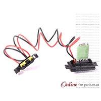 Renault Megane II Scenic II Grand Scenic II Heater Blower Fan Motor Resistor OE 7701207717 509536
