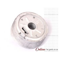 HYUNDAI i10 Front Ventilated Brake Disc 2008 on