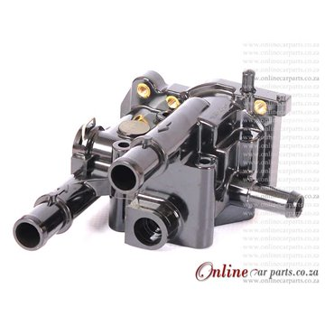 Chevrolet Cruze Orlando 1.6 1.8 Sonic Aveo 1.4 2011- A14XER Thermostat with Housing and Sensor 71770832