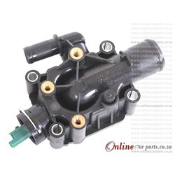 Citroen C4 C3 C2 Xsara Jumper Relay 1.4 1.6 2.2 Thermostat with Housing and Sensor 1336.Z0 9647265980
