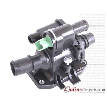 Ford Fiesta V VI 1.4 TDCI 2005- F6JA Thermostat with Housing and Sensor 1336.V6 1633908