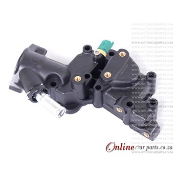Peugeot 1007 106 107 206 306 207 1.1 1.4 Thermostat with Housing and Sensor OE 1336.Y8 9650926280