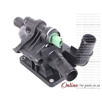 Peugeot 1007 206 207 3008 307 1.4 HDI 1.6 HDI Thermostat with Housing and Sensor OE 1336.AF 9670253780