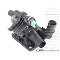 Ford Fiesta Focus Transit Fusion 1.6 TDCI 1.5 Thermostat with Housing and Sensor OE 9M5Q8A586BA