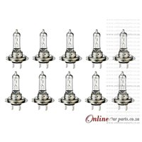 H7 Headlamp Headlight Halogen Globe 12V 55W GL12972 PX26D