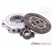 Alfa Romeo 145 2.0 16V Twin Spark QuadrifoGLio 110KW & 114KW 96-01 Clutch Kit