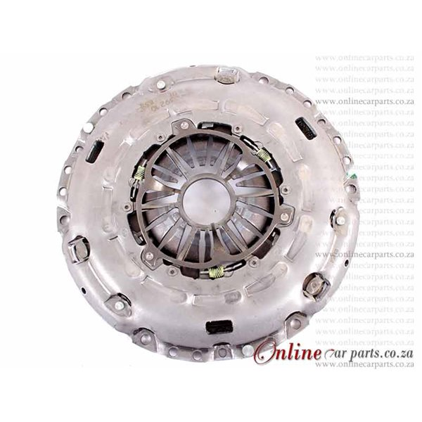 VAUXHALL ASTRA MkV 2.0 Turbo Opel Clutch Kit 3pc 200 09//04 FWD Estate Z20LER