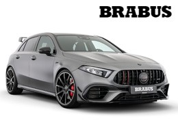 Finally it's Here! Brabus B45 based on Mercedes-Benz A45 S