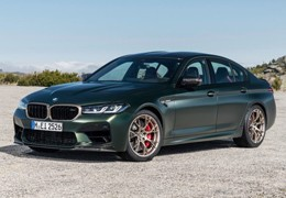 The BMW M5 CS Competition Sport does 0-100 in just 3 Seconds