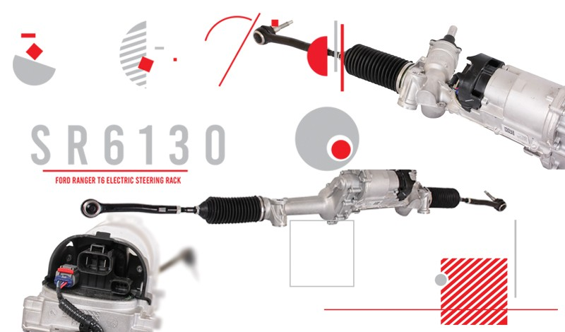 Ford Ranger T6 T7 T8 Electrical Steering Rack on Special